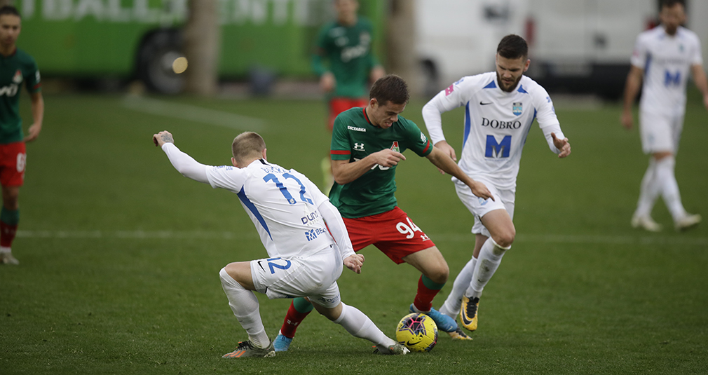 Lokomotiv Lose To Osijek At Training  Camp In Spain