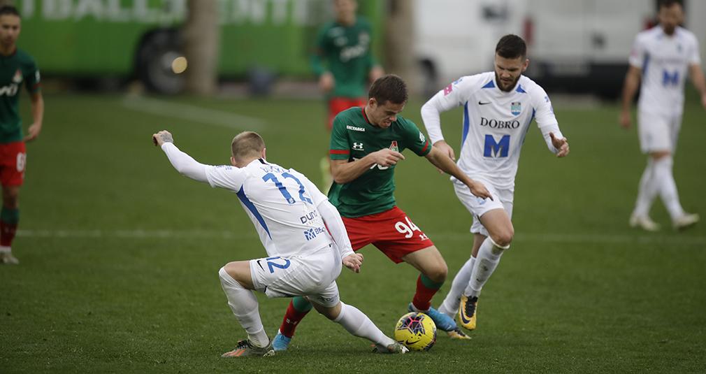 Lokomotiv Lose To Osijek At Training  Camp In Spain