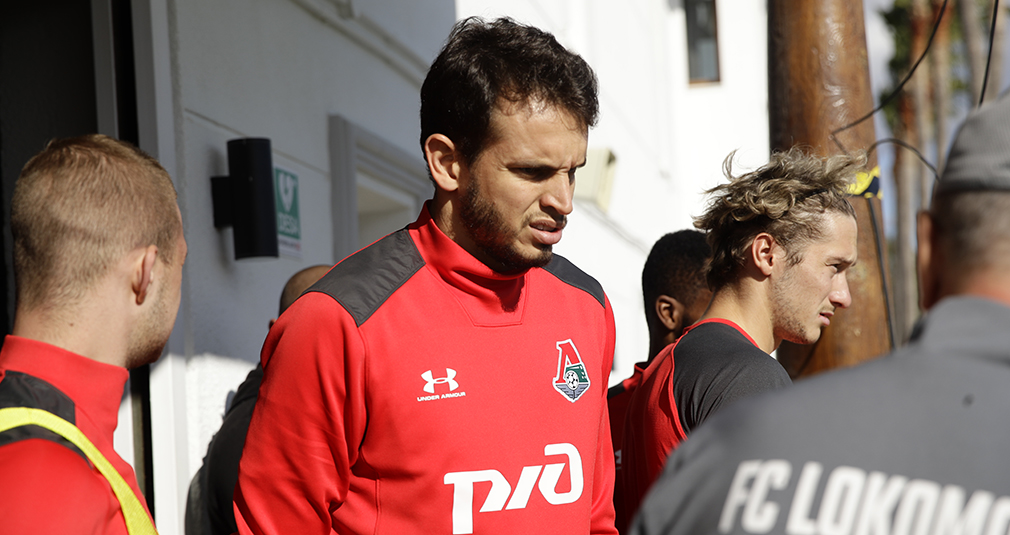 Guilherme: The result is important in the championship, not at the camp