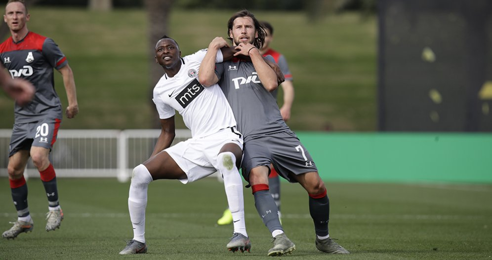 Anton's Injury And Penalty Shootout.  Lokomotiv Loses To Partizan