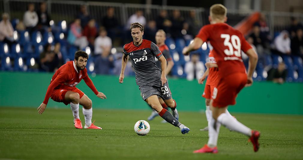 Miranchuk: With Spartak, it's always a derby