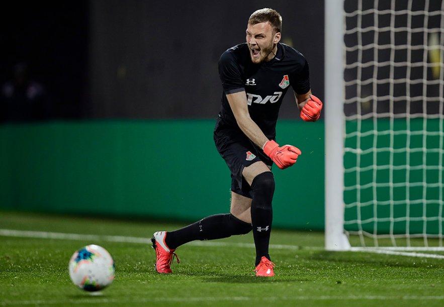 Lokomotiv  - Spartak – 1:1, 4:2 pen