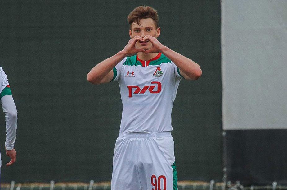 «Локомотив» (мол) – «Лори» - 1:0