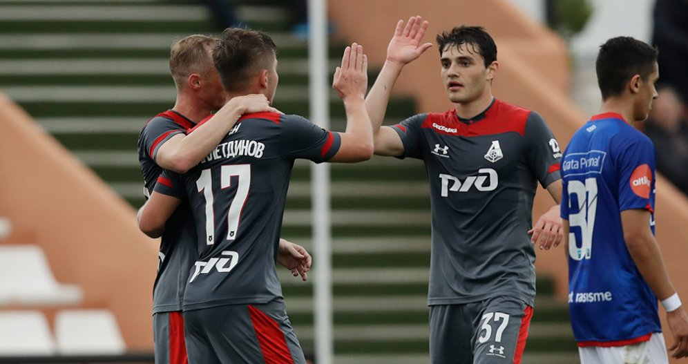 Corluka Gets Hurt, Rifat And Eder Score.  Lokomotiv Beats Valerenga