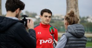 Magkeyev: We keep in mind the game  against Zenit