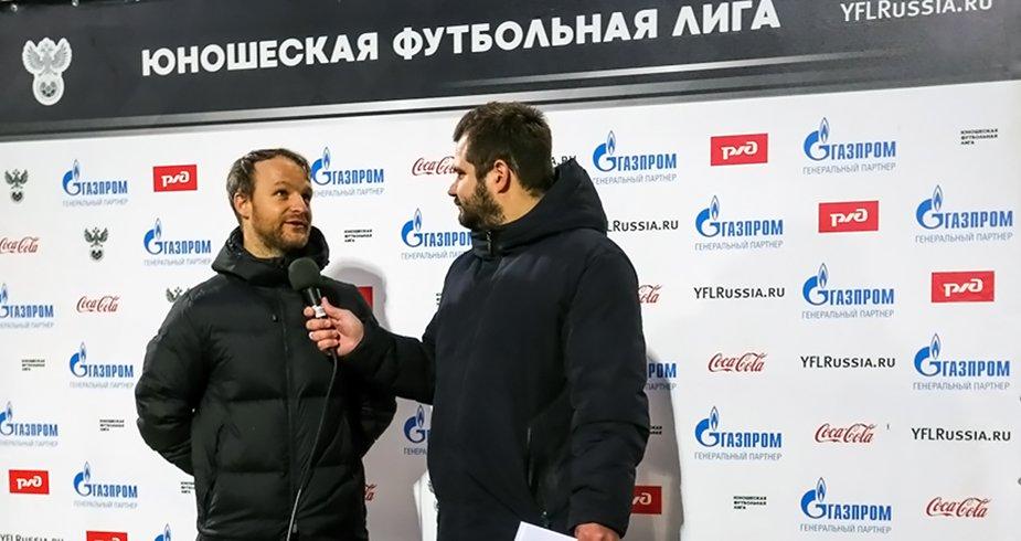 Обзор матча с «Академией Коноплева»