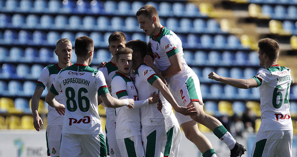 Youth Team Thrashes Rostov
