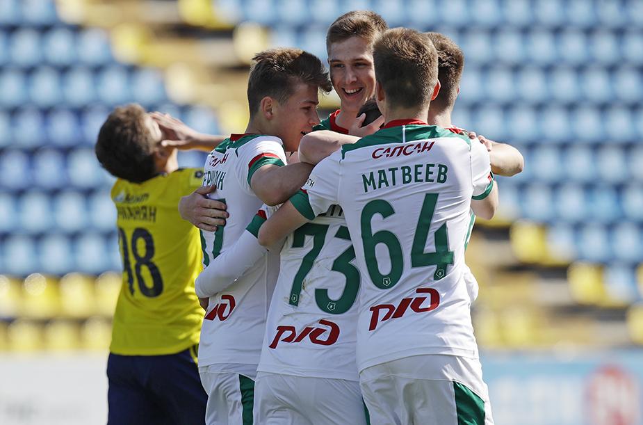 «Ростов» (мол) – «Локомотив» (мол) – 0:5
