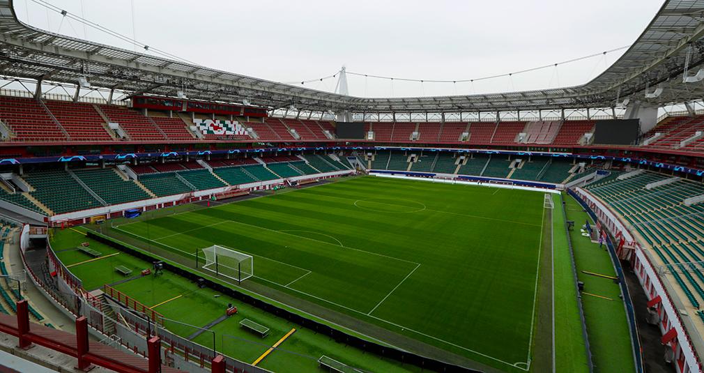 Чемпионат России остановлен до 10 апреля