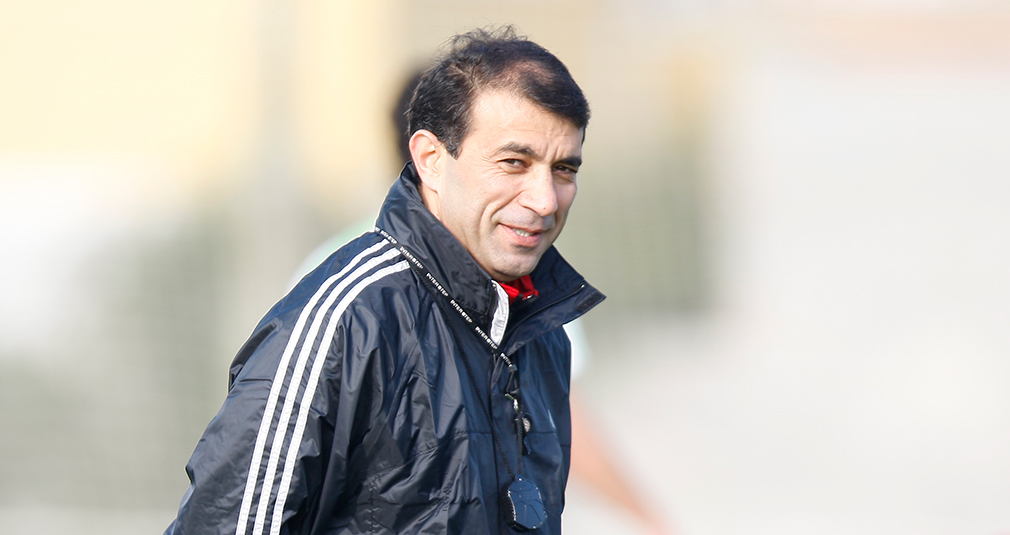 Рашид Рахимов: Из нападения в защиту перешёл у Сёмина
