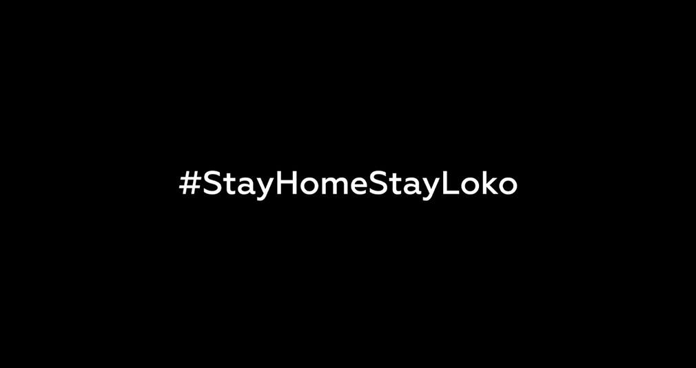 Оставайтесь дома! Оставайтесь с «Локомотивом»!