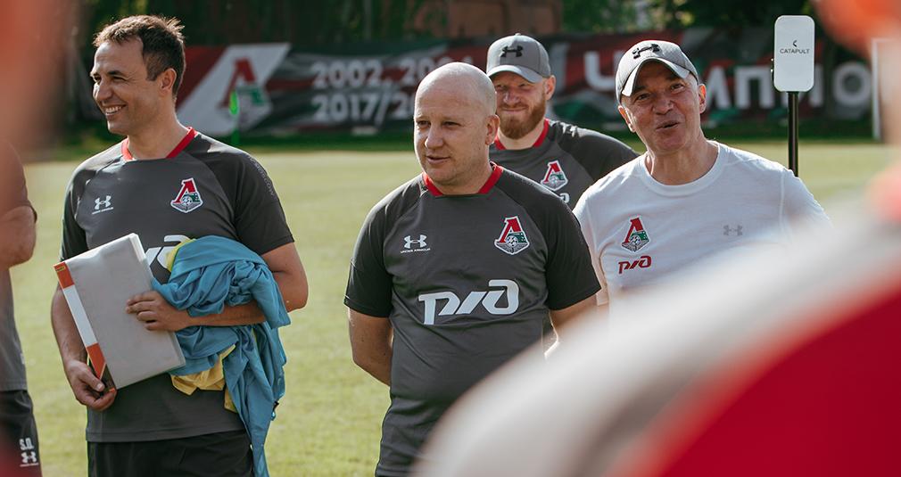 Marko Nikolic Holds First Practice In Bakovka