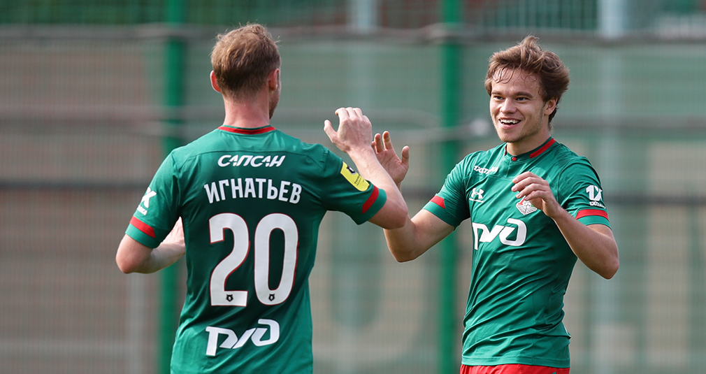 Lokomotiv Beats Tambov, Takes On Kazanka