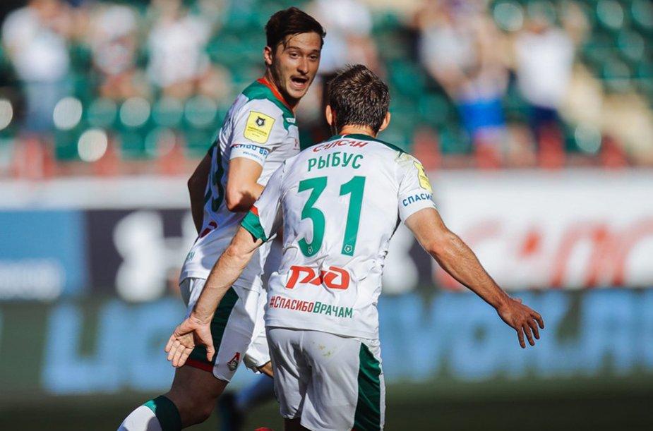 Lokomotiv  - Orenburg – 1:0