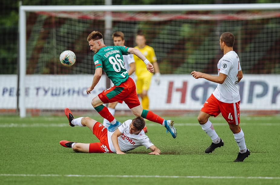 «Спартак» (мол) – «Локомотив» (мол) – 1:1