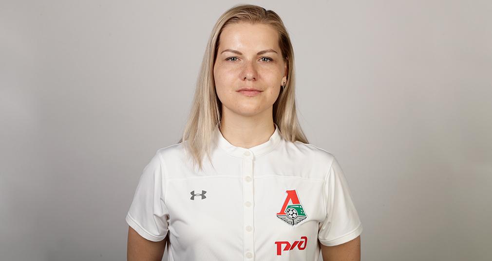 Екатерина Сидельникова – тренер-реабилитолог «Локо»