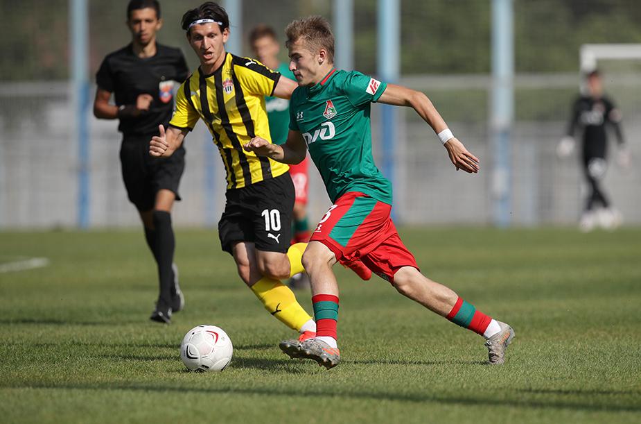 «Химки» - «Локомотив» (мол) – 3:0