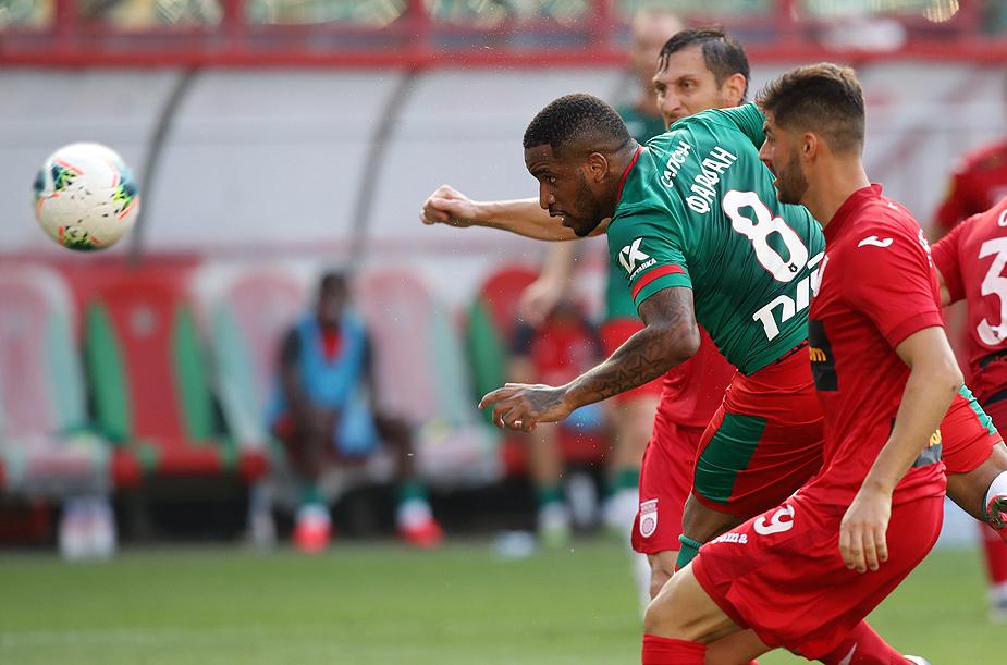 Lokomotiv  - Ufa – 1:1