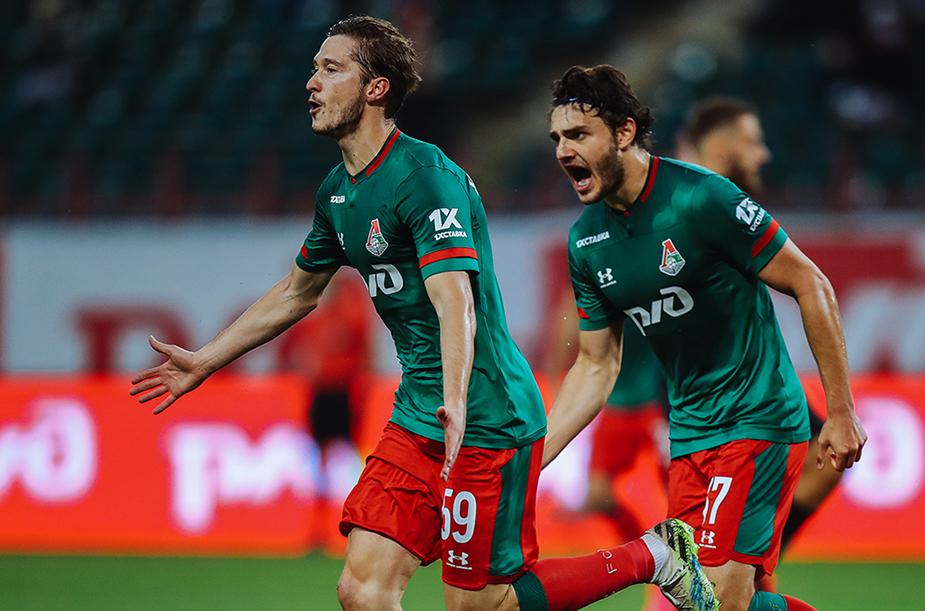 «Локомотив» – ЦСКА – 2:1