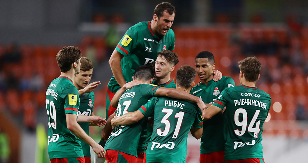 Lokomotiv finished the season with a win in Yekaterinburg!
