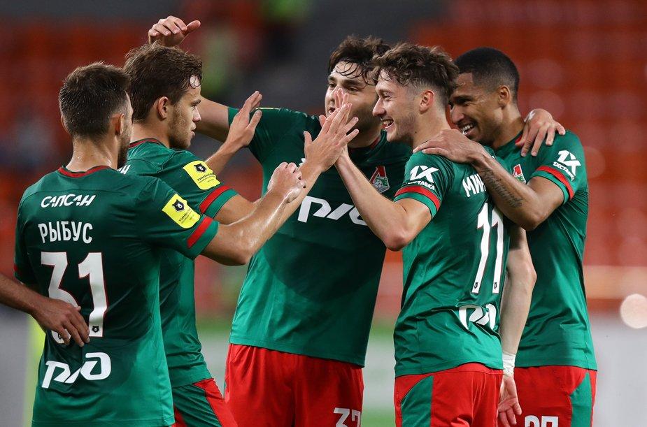 «Урал» - «Локомотив» - 0:1