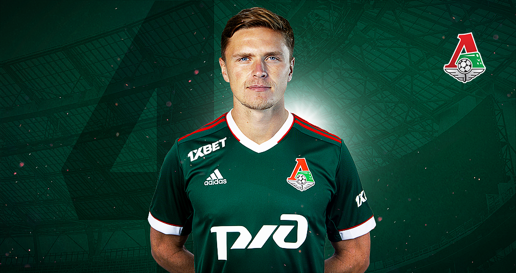Vitali Lystsov has joined Lokomotiv