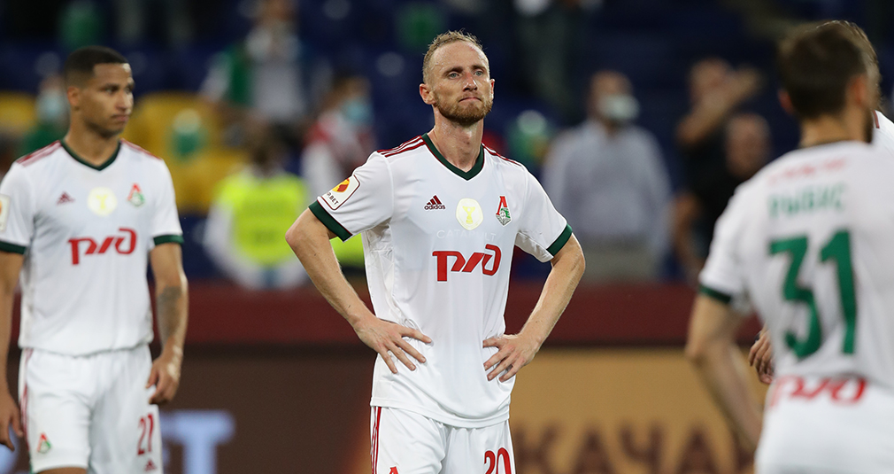 Lokomotiv lost to Zenit in the Super Cup game
