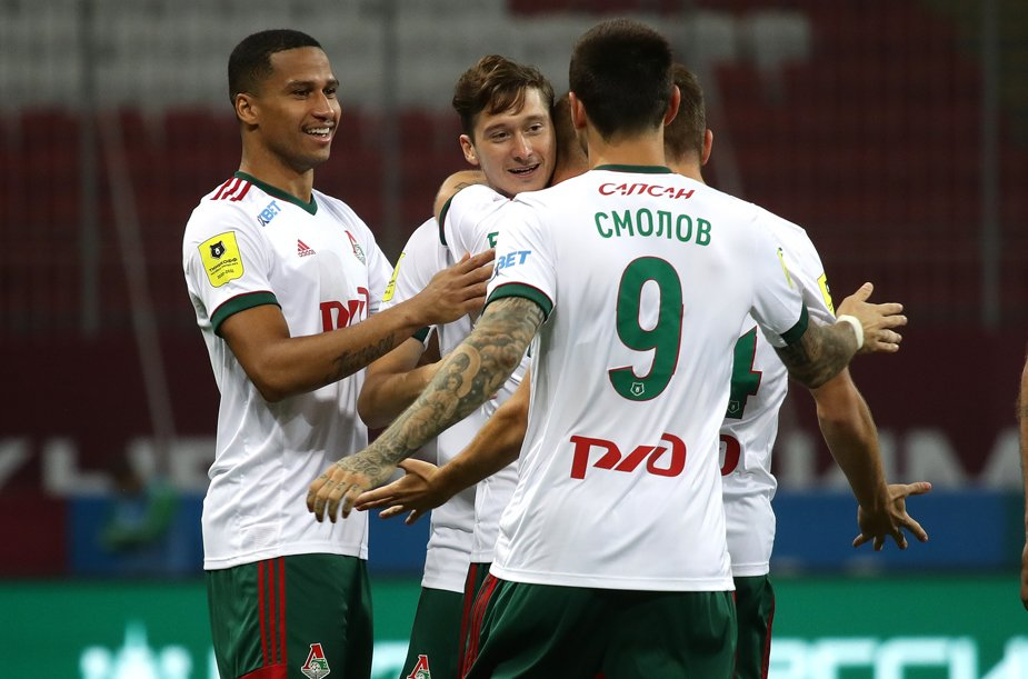 Rubin - Lokomotiv - 0:2