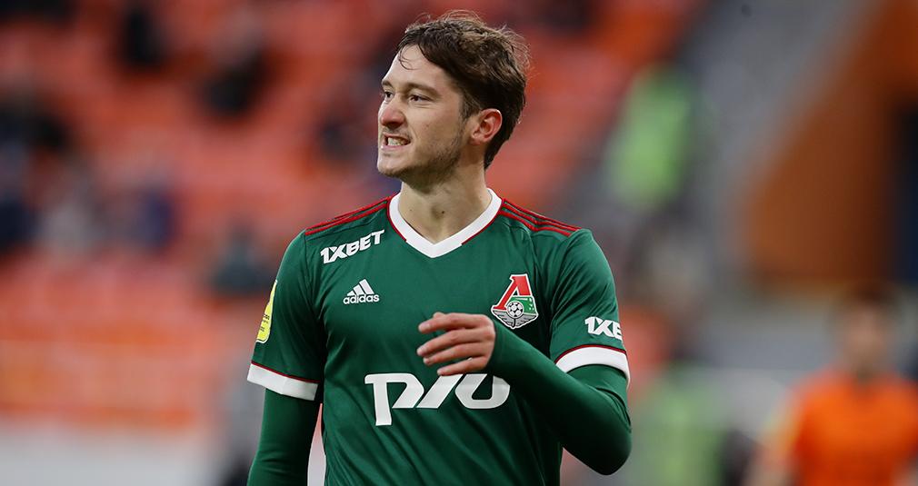 Lokomotiv and Ural played to 1-1 draw
