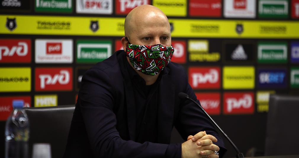 Nikolic: Today I am pleased with Lokomotiv's performance