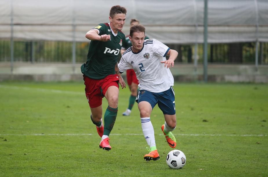 «Локомотив» - сборная России U-19 – 1:3