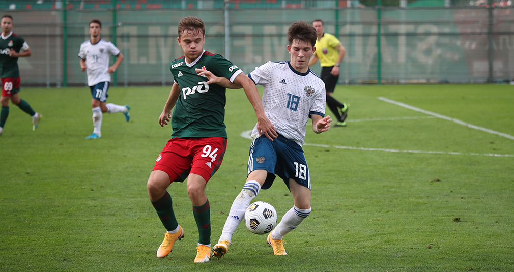 «It was not unusual playing against Lokomotiv»