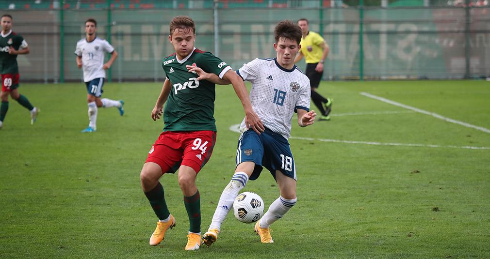 «It was not unusual playing against Lokomotiv»