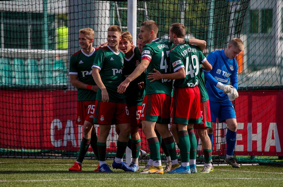 Lokomotiv U-19 - Ural U-19 - 4:0