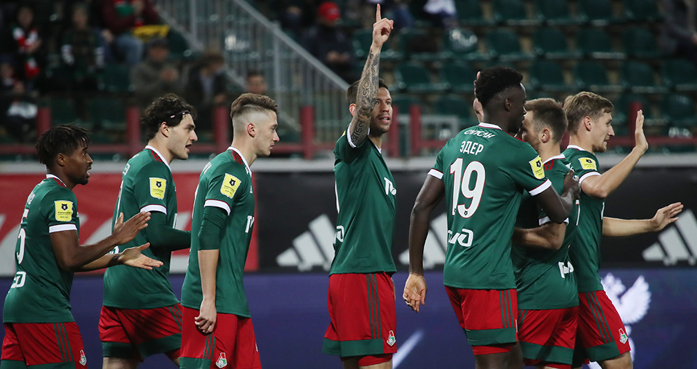 Lokomotiv beats Tambov thanks to Smolov's goal