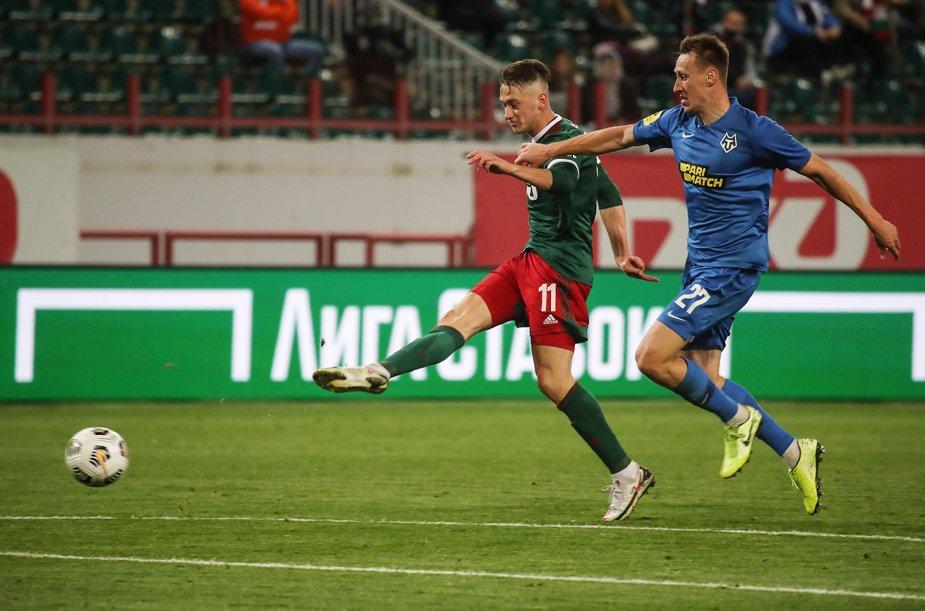 «Локомотив» - «Тамбов» - 1:0