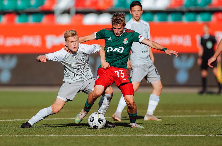 «Локомотив» (мол) – «Рубин» (мол) – 0:1