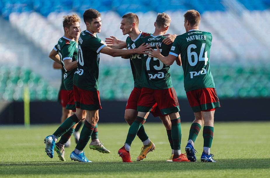 Ufa U19 - Lokomotiv U19 - 1:3