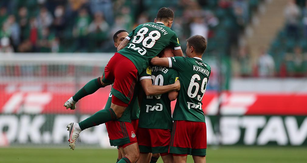 Игнатьев и Лисакович принесли «Локо» победу над «Химками»