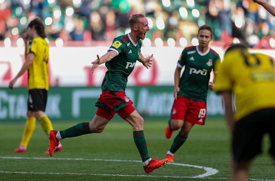 Lokomotiv - Khimki - 2:1