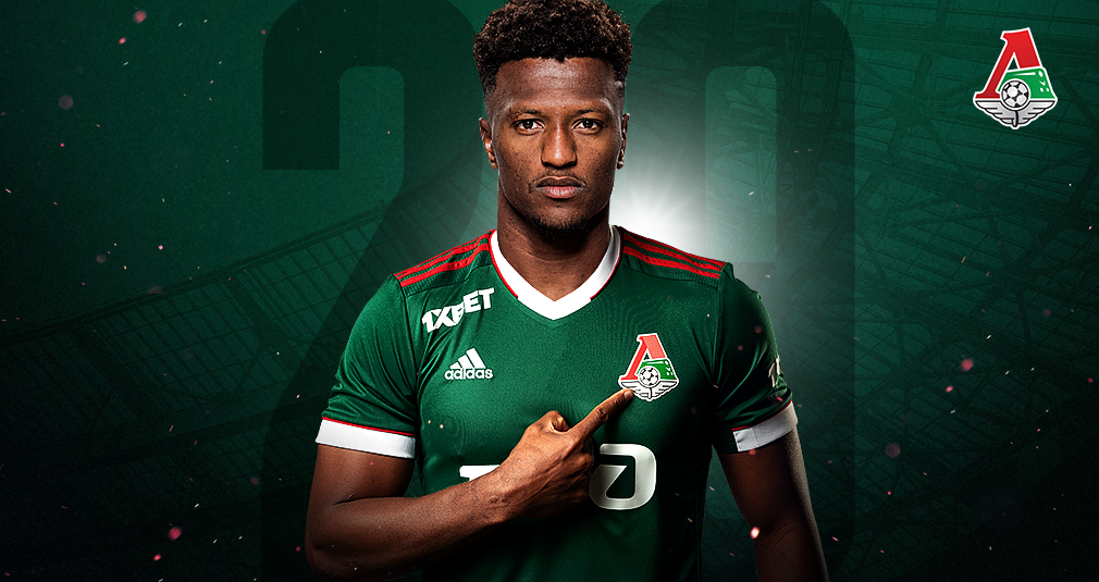Ze Luis has joined Lokomotiv