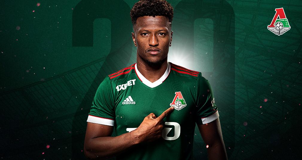 Ze Luis has joined Lokomotiv