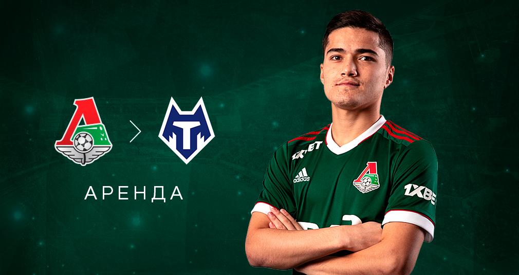 Jaloliddinov has joined Tambov