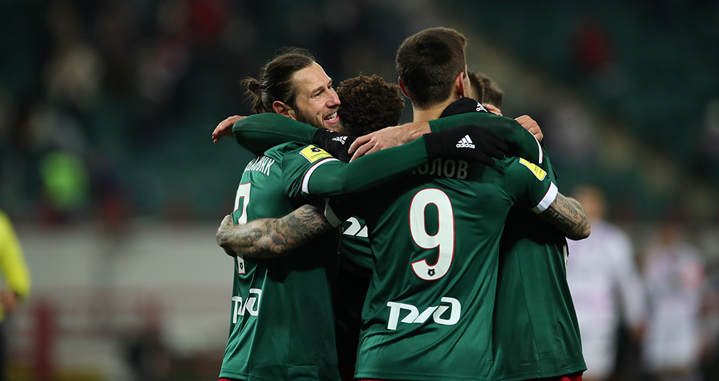 Lokomotiv beats Ufa as Ze Luis makes his debut and produces an assist