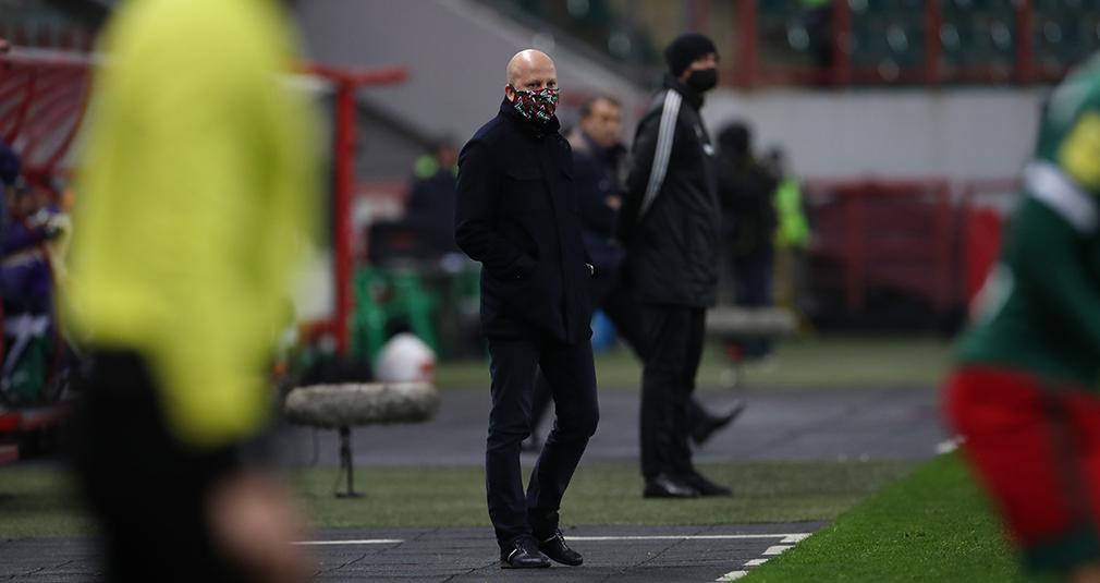 Николич: Важно набрать три очка перед Лигой чемпионов
