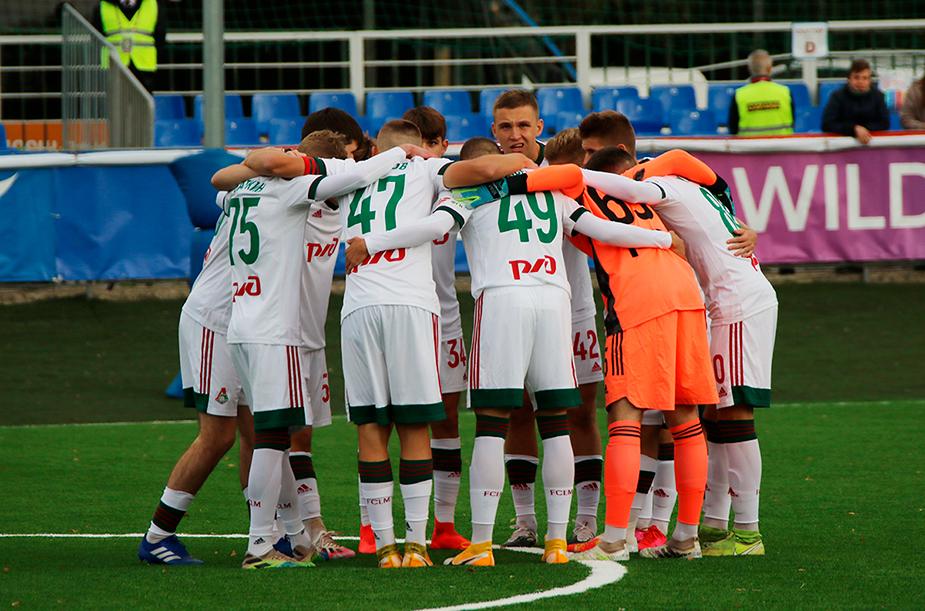 CSKA U-19 - Lokomotiv U-19 - 1:1