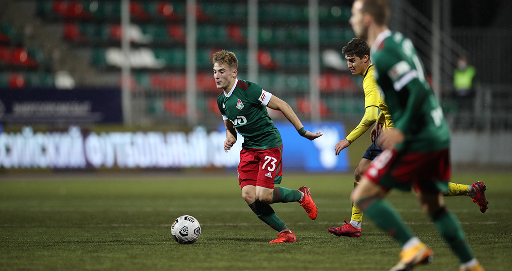 The youth team have beaten Strogino