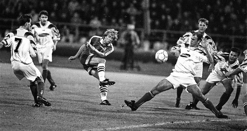 «Бавария» – «Локомотив». 25 лет назад мы удивили мир
