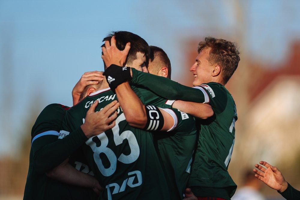 Konoplev Academy - Lokomotiv U19 - 0:2