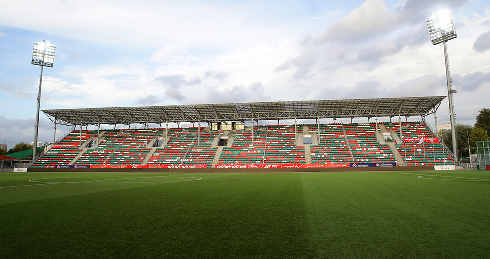 «Сапсан Арена» получила сертификат FIFA